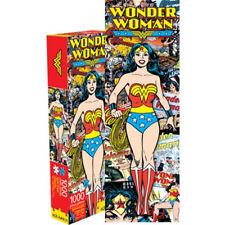 Wonder Woman Retro Jigsaw Puzzle 1,000 Piece DC Comics Vintage Diana Prince