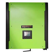 Inversor Solar infinisolar Hybrid 3kW 48V MPPT Cargador De Batería En/Off Grid.