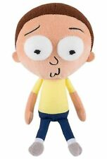 """Funko RICK AND MORTY Galactic Plushies MORTY (Confused) 8"""" Plush Figure"""