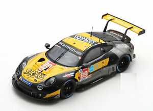 1/43 Spark Porsche 911 RSR N°89 24h LeMans 2020 A.Laskaratos Livraison Domicile