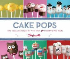 Cake Pops by Bakerella Hardcover Spiral Book