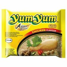 30x60g  YumYum HUHN Instant Nudelsuppen Yum Yum Chicken Suppe⭐⭐⭐⭐⭐
