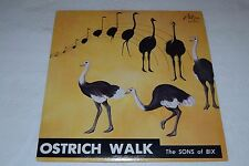 Ostrich Walk~The Sons of Bix~Jazzology J-59~George H. Buck~Fast Shipping