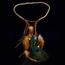 Festival Feather Headband - Hippie Headband - Hair Accessories - Boho DT