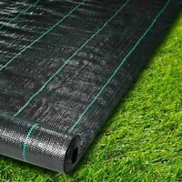 1-3m Wide Ground Cover Membrane Weed Control Fabric Landscape Garden Heavy Duty