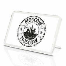Génial Moscou Vinyle Classique aimant de réfrigérateur-russe Cuisine Cool Cadeau #7074