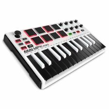 Akai MPK Mini Mk2 Midi USB 25 Key Compact Controller Keyboard Limited Edition