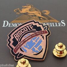 Pin's Folies Demons et Merveilles Vêtements BISCOTE PARIS VINTAGE SUPER