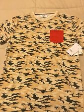 NWT Univibe Men's Camo Pocket T-shirt, Size Lg and XL, $30.00 MSRP