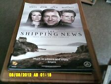 Shipping News (kevin spacey, julianne moore) Movie Poster A2