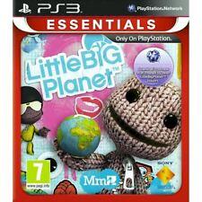 Little Big Planet - Essentials - PS3 Playstation 3