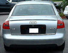 USA Painted Trunk Lip Spoiler 97-04 Audi A6 / S6 C5 Light Silver LY7W / 5B