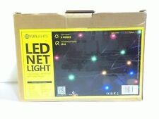 LED Net Lights Christmas Tree Decorations 9.8ft x 6.6ft 330 Led Mesh 8 Modes