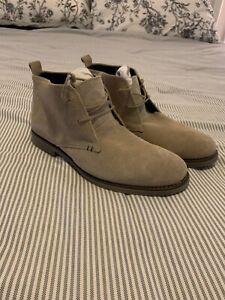 Joseph Abboud Lucca Chukka Boots Men's Size 10.5