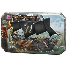 Mega bloks pirates des caraïbes black pearl 1017 new & sealed