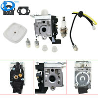 Carburetor For Zama RB-K93 Echo SRM-225 GT-225 PAS-225 Air Filter Fuel Line Kit