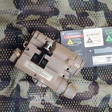 New DE PEQ 15 LA-5 Dummy Battery Case Model F419