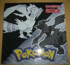 Pokemon Kalender 2012