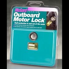 Honda 40 HP & up Yamaha 50 HP & Larger Outboard Lock & key Mcgard 74037