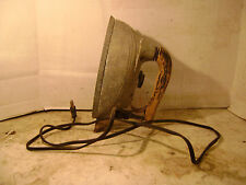 Vintage Electric Steam O Matic Iron S/N 302729 B300 Waverly Tool Co. Made in USA