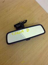 Vauxhall corsa D interior mirror 05-10
