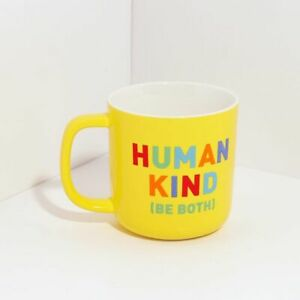 Ceramic Gift Mug - Human Kind - Spread some kindness by Paperchase - (1005)