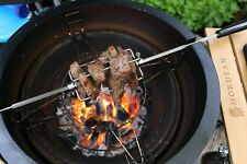 More details for mokutan kamado grill rotisserie fits 21