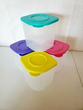 Tupperware 1L. Fiour, Fresh N Cool Fridge Stack Pack