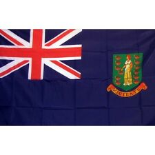 New listing British Virgin Islands Flag Banner Sign 3' x 5' Foot Polyester Grommets