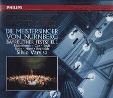 Richard Wagner 4 CD *Die Meistersinger von Nürnberg* Silvio Varviso