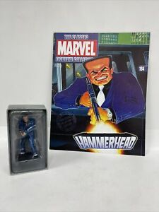 Eaglemoss Marvel Classic Figurine #184 HAMMERHEAD w/Magazine. New!!!