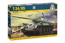 Italeri 6545 - 1/35 WWII Soviet T-34/85 - With Interior- Neu