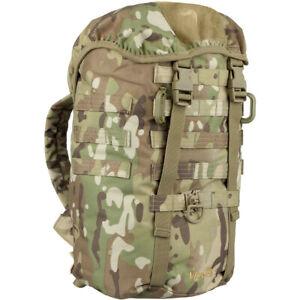 Viper Garrison Pack 20L MOLLE Hunting Patrol Webbing Backpack V-Cam Camouflage