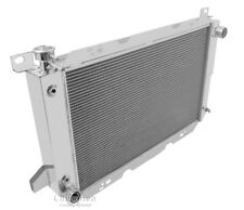 1985-1997 Ford F-150 Pickup Truck Radiator, Champion Aluminum 3 Row Radiator