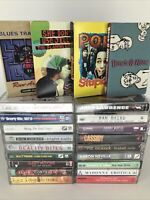 Lot Of 22 - 90s Assorted Cassette Tapes Counting Crows Sting Cocker MADONNA