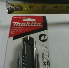 D-58861 Snap-Off knife Makita cuter
