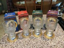 Lord Of The Rings 2011 Edition Light Up Goblets—Gandolph, Arwen, Frodo, Strider