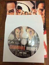 Criminal Minds - Season 2, Disc 3 REPLACEMENT DISC (not full season)