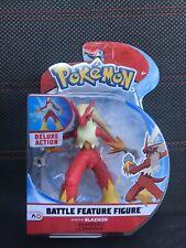 Pokemon Battle Blaziken Feature Action Figure (NEW+SEALED)