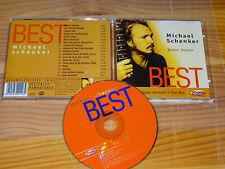 MICHAEL SCHENKER - BEST, DOCTOR DOCTOR / ZOUNDS ALBUM-CD 2002 (MINT-)