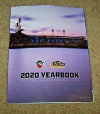 New listing 2020 PITTSBURGH PIRATES YEARBOOK VG CONDITION