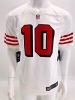 Nike 2020 San Francisco 49ers Jimmy Garoppolo Color Rush Legend Edition Jersey