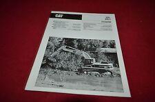 Caterpillar 325 325 L Hydraulic Excavator Dealer's Brochure DCPA8 ver13