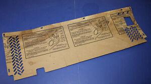 Kenmore Refrigerator Compressor Access Cover (241733907 / 241733911) {P4641}
