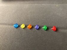 LEGO Marvel Super Heroes Infinity Stones Gems Set of all 6 - US Seller