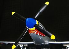 1 Airplane Aircraft Metal Diecast Model Vintage Antique WW2 Military 48 Armor 72