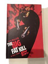 Sin City: The Big Fat Kill by Frank Miller (1995, Hardcover) Dark Horse