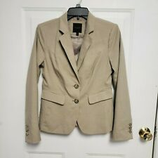 The Limited Collection Light Tan 2 Button Blazer Size 2