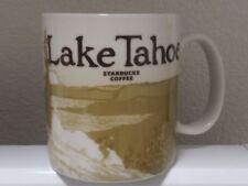 New~Starbucks Lake Tahoe Global Icon Mug Collector Series 16 oz Cup 2012