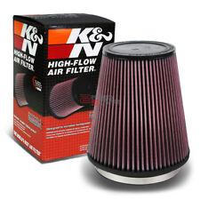"K&N KN RU-3050 ROUND TAPERED PERFORMANCE AIR INTAKE FILTER 6""FLANGE 8""HEIGHT"